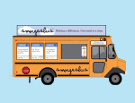 Smorgasbus is a concept food truck and education program that seeks to put a dent in the rising childhood obesity epidemic. On one side Smorgasbus is an alternative school lunch service that delivers a variety of healthy, kid-delicious meals along with quality nutrition education to school children, grades 3rd-5th, in the areas that need it most like Harlem, the Bronx and central Brooklyn. On the other side Smorgasbus is a lunch option for the millions of working adults in the metro NYC area. Profits from working adults sales fund the meals, education and events for children in low-income areas and food deserts. This was created as a final project for the class, Design and the Service Experience at SVA's MFA Interaction Design program, done in collaboration with Adjoa Opoku and Carrie Stiens. Class: Design and the Service Experience