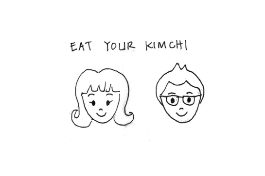 Simon and Martina of Eat Your Kimchi