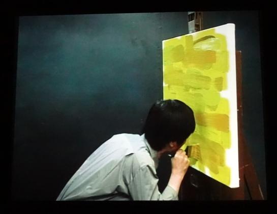 Still from Kim Beom's Yellow Scream (2012)