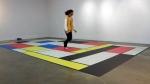 Mondrian Hopscotch I (2013, Seoul)