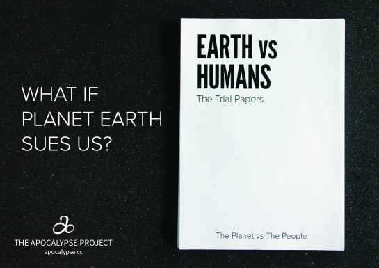 4 - Earth vs Humans - Catherine Young