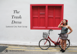 Climate Change Couture: The Trash Dress (2013, Singapore)