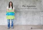 Climate Change Couture: The Aquatutu (2013, Singapore)
