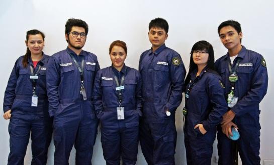 The Apocalypse Squad, Manila