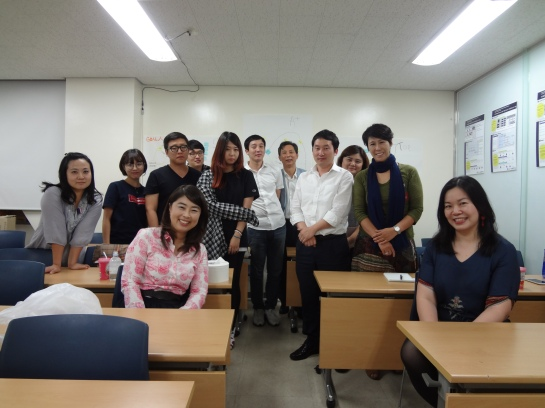 Sangmyung University's Emotion Engineering program with Professor Jieun Kwon