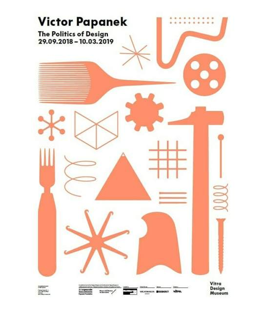 Risultati immagini per Victor Papanek (1923-1998): The Politics of Design», il Vitra Design Museum